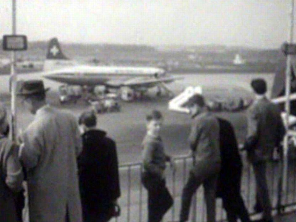 L'aéroport de Cointrin dépasse le million de passagers.