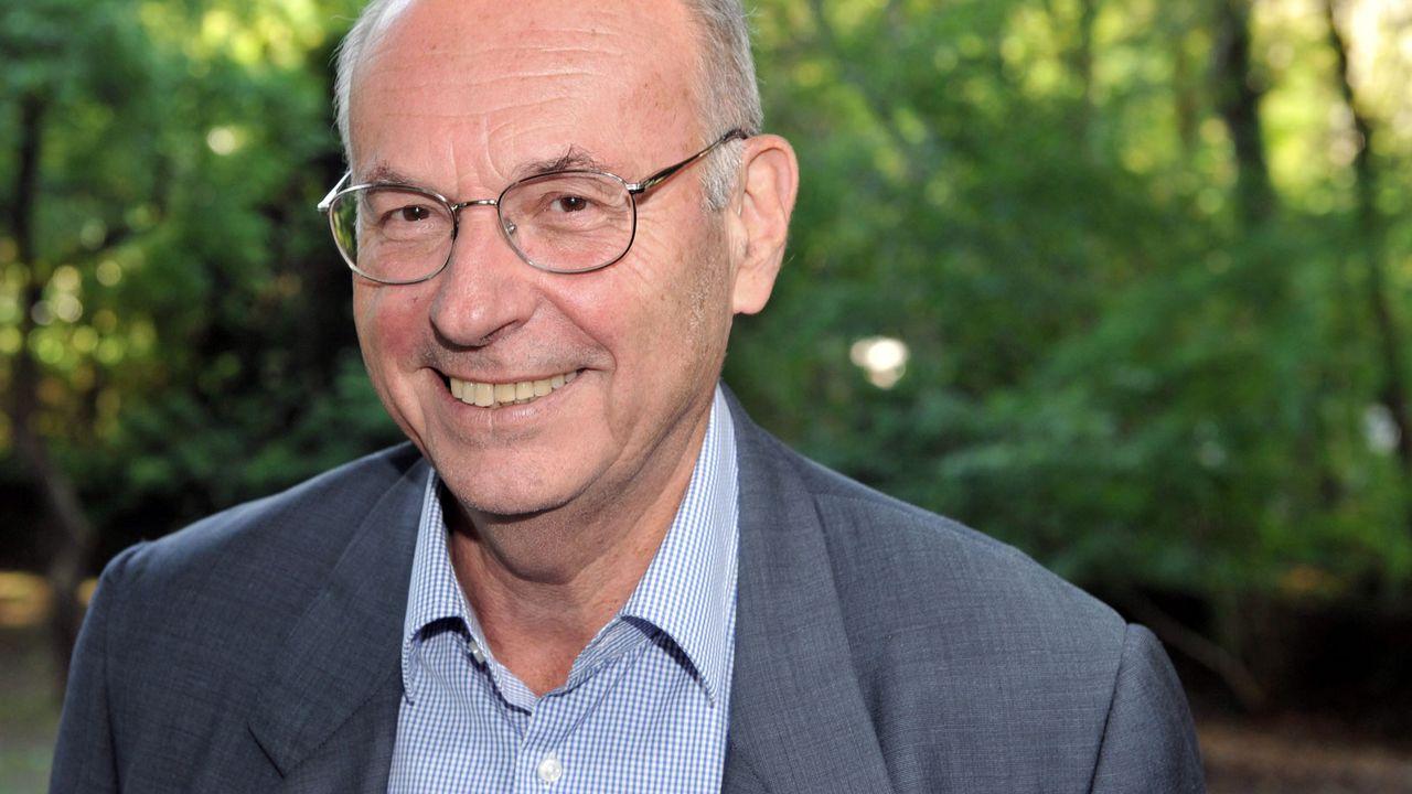 Le neuropsychiatre français Boris Cyrulnik. [Alain Jocard - AFP]