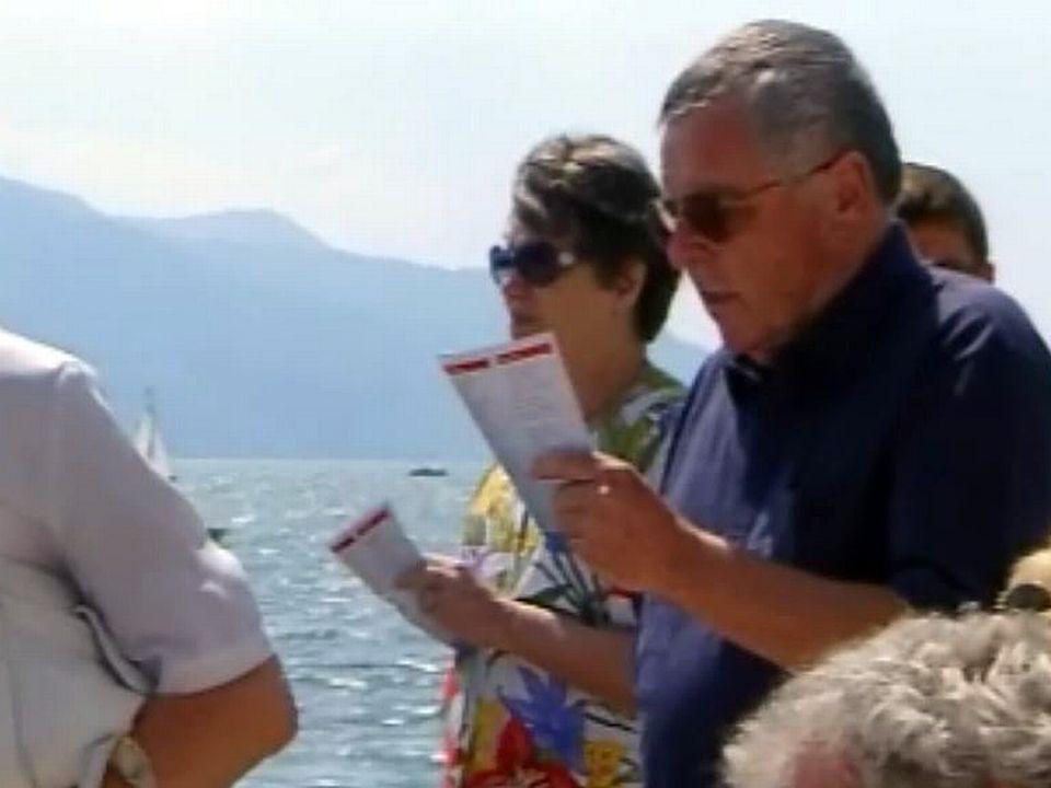 Sur le lac Léman, on peut chanter à tue-tête l'hymne national.