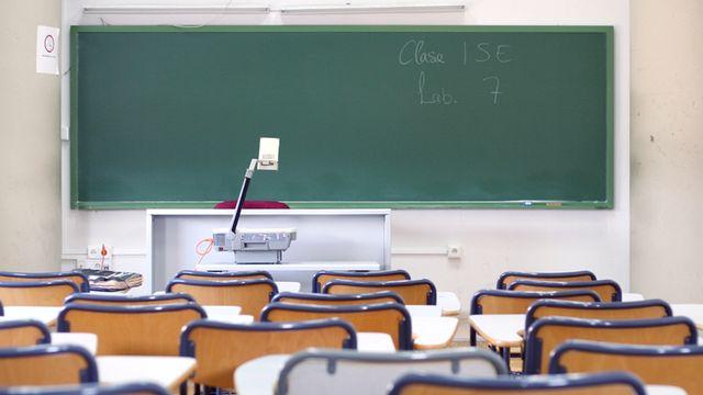 Aula, salle de classe [Carlos Matesanz  - Fotolia]
