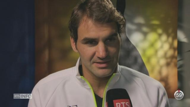 Tennis - Melbourne: Federer passe le deuxième tour avec difficulté [RTS]