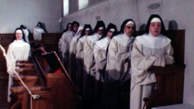Une journée dans la vie du monastère de la Fille-Dieu.