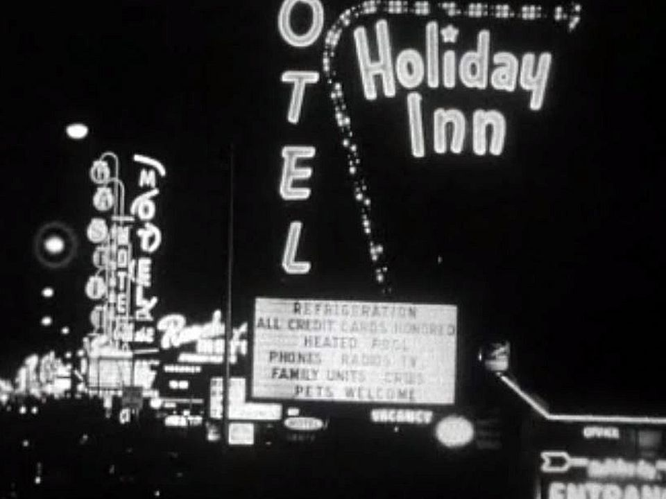 Visite en 1962 de la capitale du jeu et des casinos.