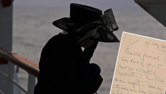 Lettre de plainte de Lady Lucie Duff Gordon mise aux enchères 6483842
