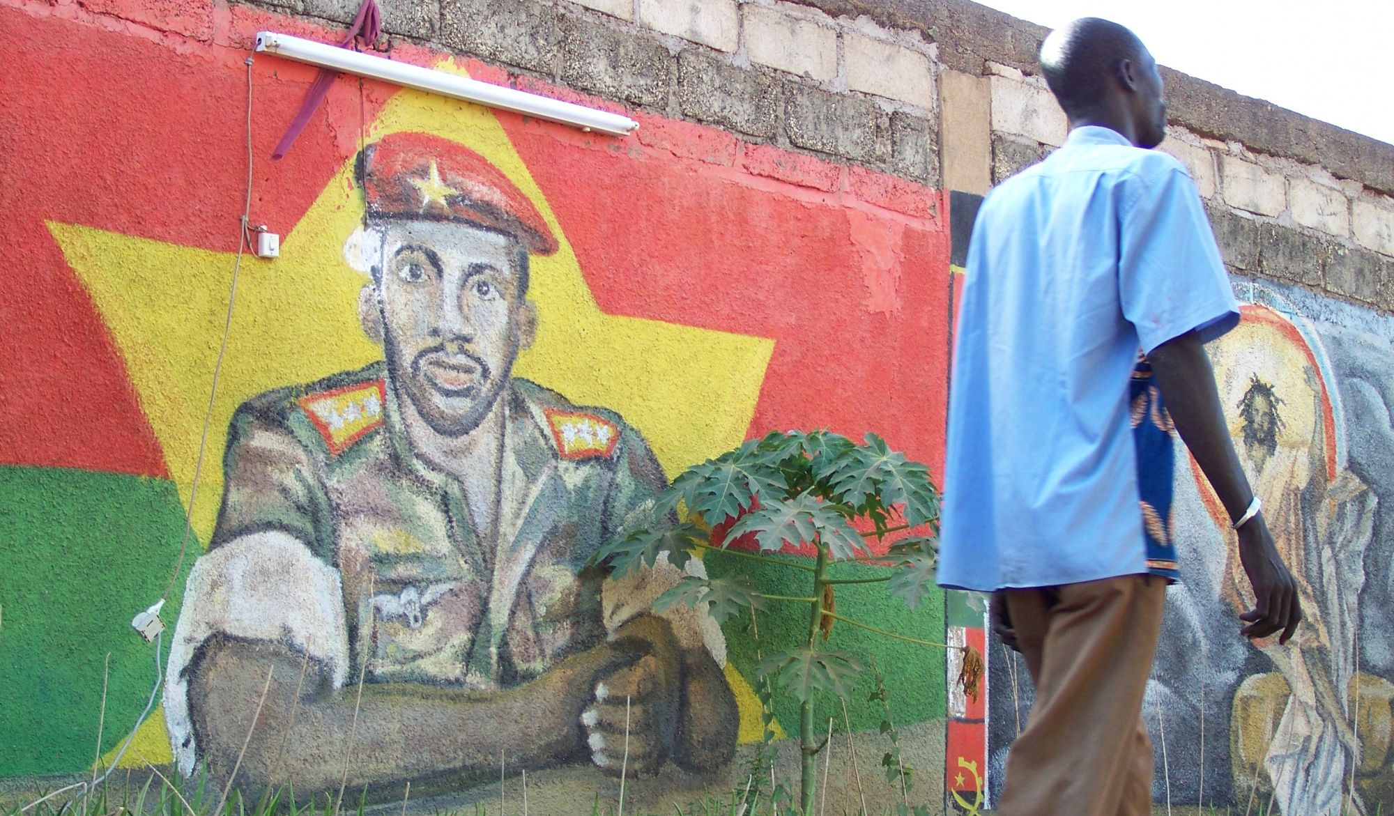 Le charismatique capitaine Sankara a été assassiné en octobre 1987.