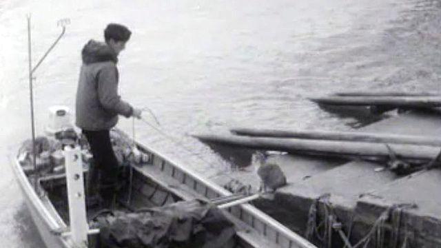 La difficile reconnaissance sociale du métier de pêcheur.