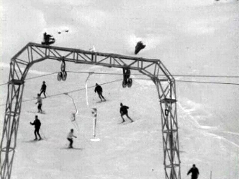 Le point sur les équipements dans les stations de ski.