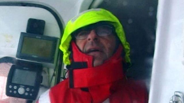 Il est reconnu parmi les marins les plus chevronnés.