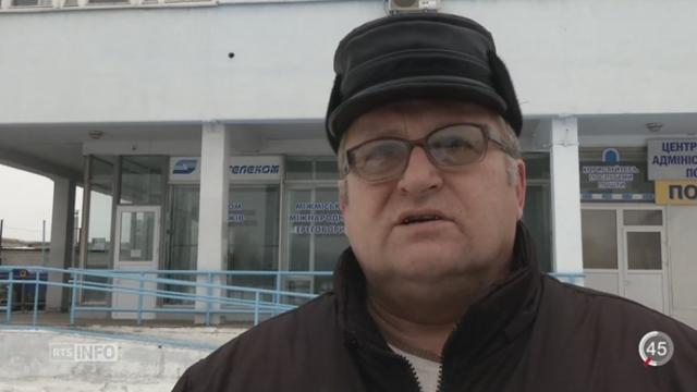 Ukraine: les rebelles pro-russes continuent leurs attaques [RTS]