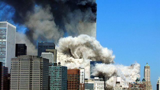 Après les attentats de 11 septembre 2001, les théories du complot se sont multipliées. [Henry Ray Abrams - AFP]