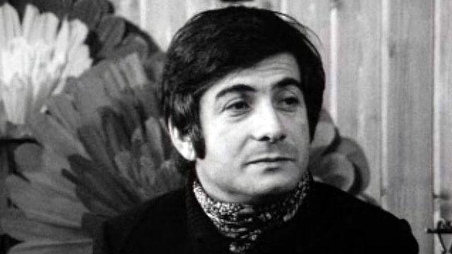 L'acteur français parle de son amour du théâtre et du cinéma.