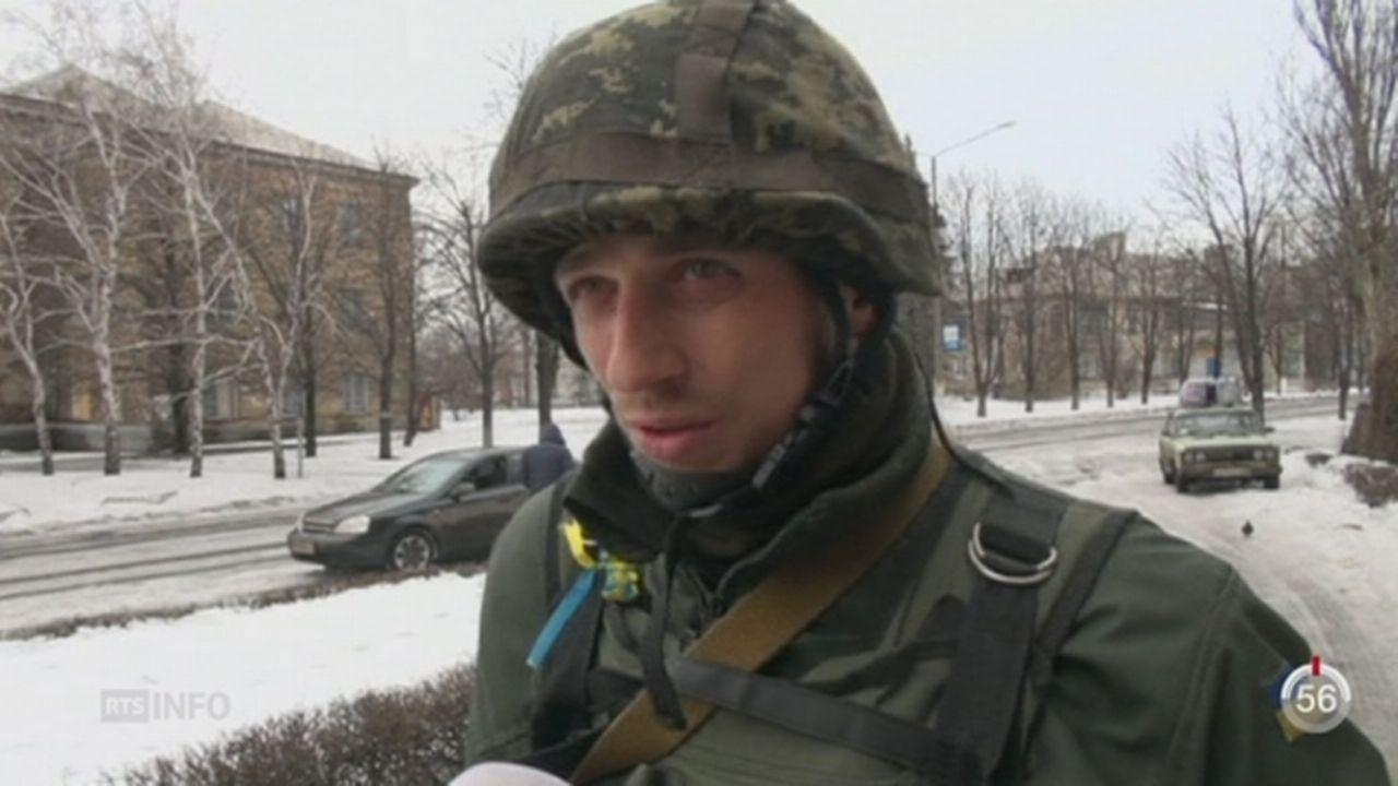 Ukraine: le principal dirigeant des rebelles espère lever 100'000 hommes à Donetsk [RTS]