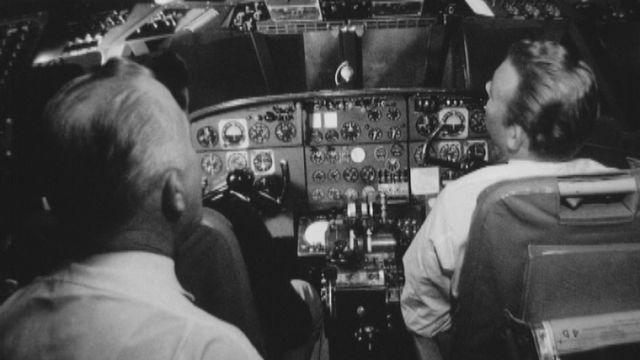 Pilotes et hôtesses de l'air [RTS]