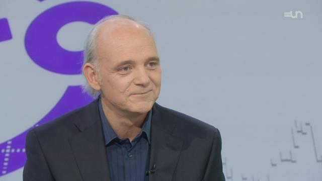 Notre invité: Jean-Dominique Michel, anthropologue - Vidéo - Play RTS