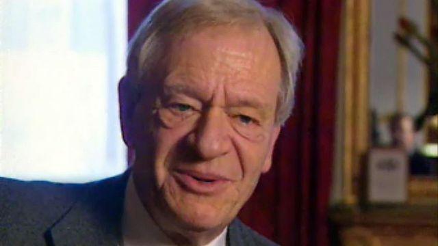 Jean-François Bergier dirige la commission d'historiens.