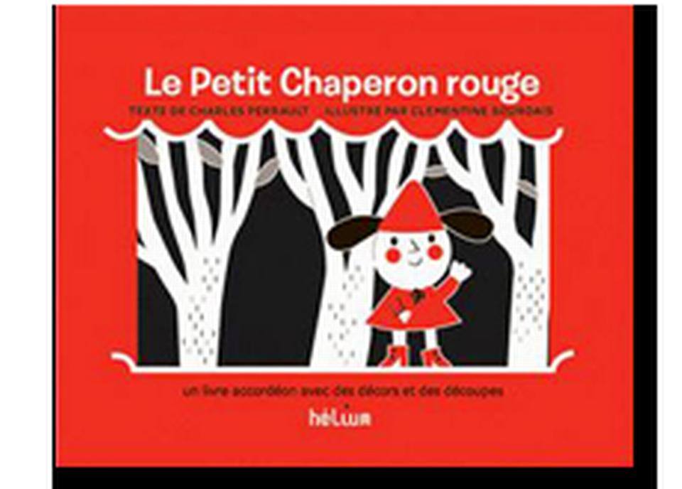"""""""Le petit chaperon rouge"""" de Clémentine Sourdais. [RTS]"""