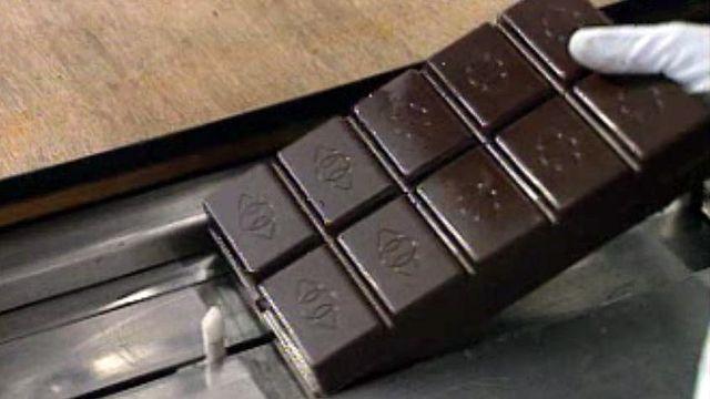 5% de matières grasses sont autorisés dans le chocolat.