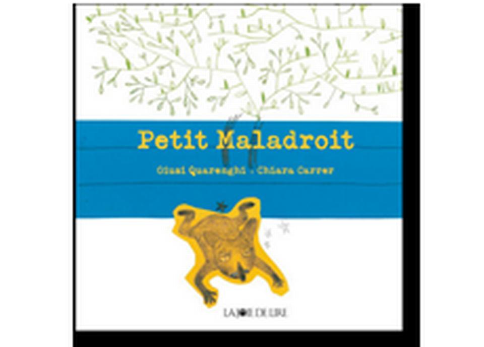 """""""Petit Maladroit"""" de Giusi Quarenghi & Chiara Carrer. [RTS]"""