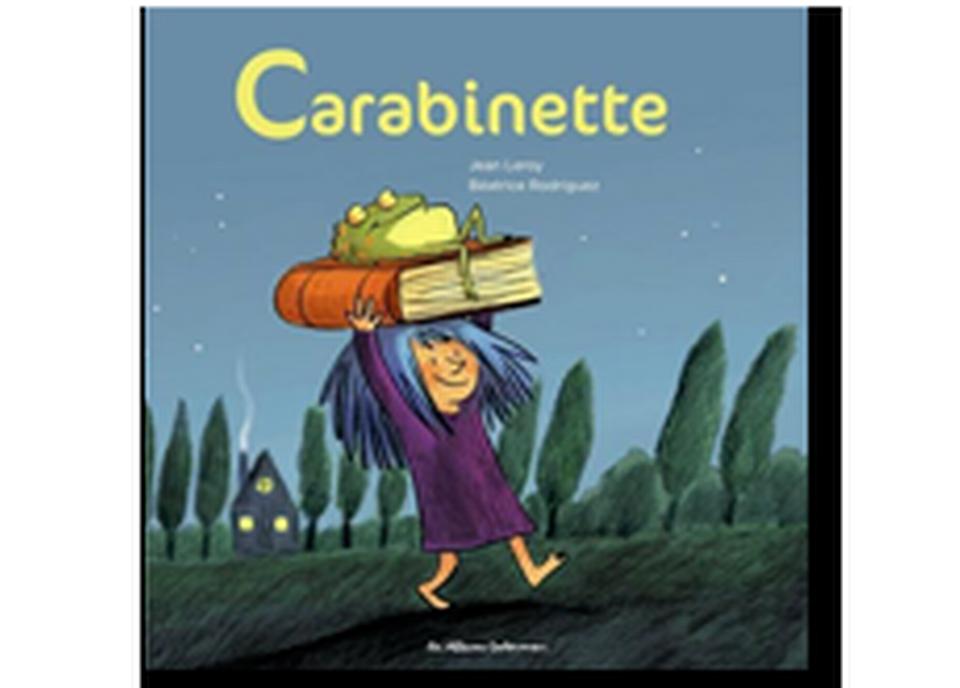 """""""Carabinette"""" de Jean Leroy et Béatrice Rodriguez. [RTS]"""