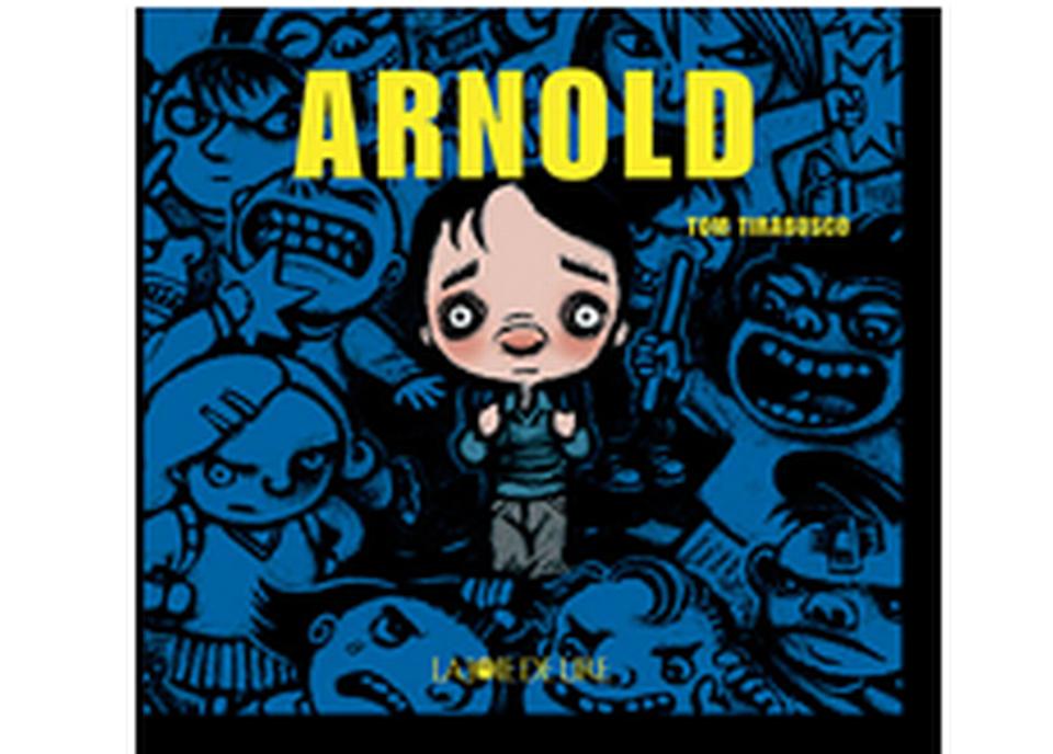 """""""Arnold"""" de Tom Tirabosco. [RTS]"""