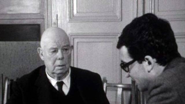 Le maître du naturalisme poétique du cinéma français. [RTS]