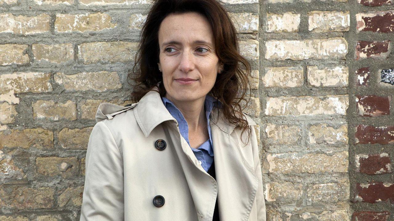 Célia Houdart, 2015 [Hélène Bamberger - pol-editeur.com]