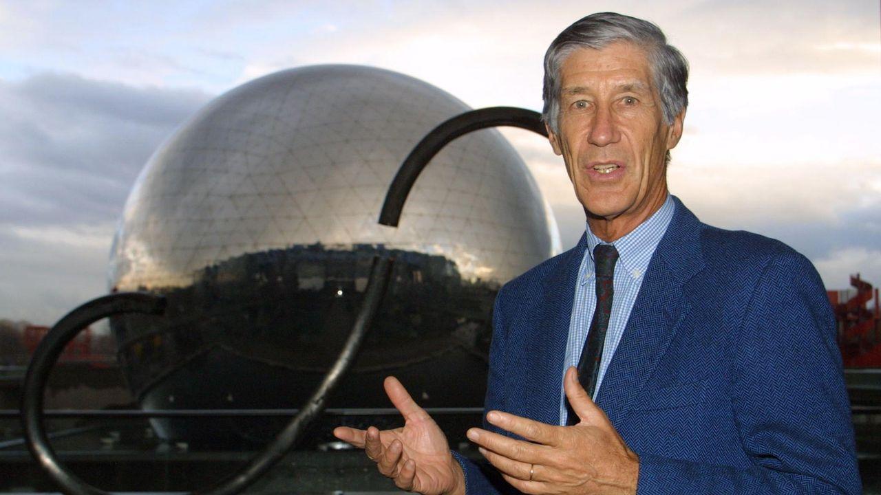 Joël de Rosnay. [Pierre Verdy - AFP]