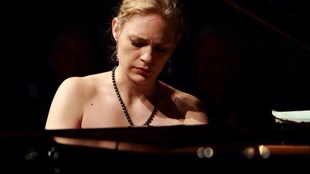 Béatrice Berrut, pianiste