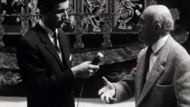 Jean Lurçat, un grand maître de la tapisserie contemporaine.