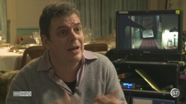 """Cinéma: """"Un Juif pour l'exemple"""" de Jacques Chessex sera porté à l'écran [RTS]"""