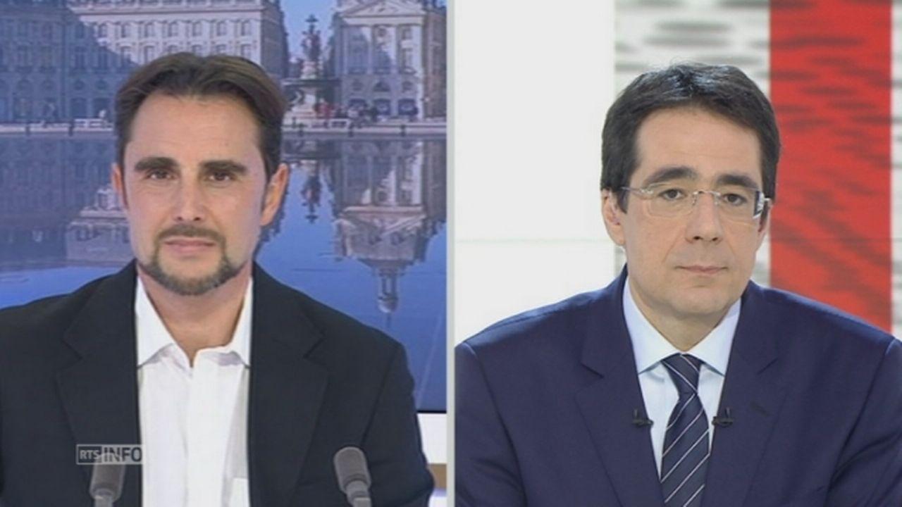 Hervé Falciani demande une indemnisation [RTS]