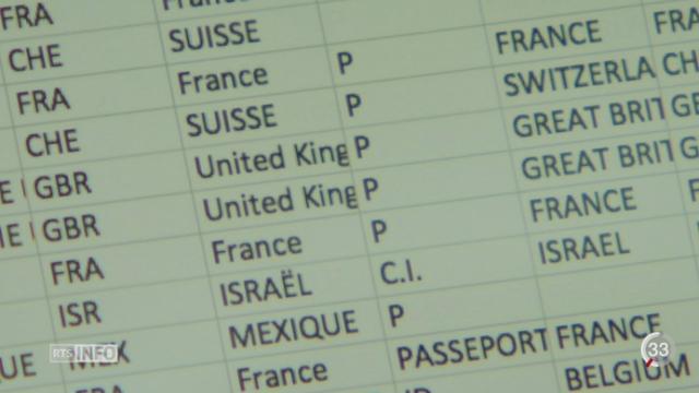 Swissleaks: de nombreuses grosses fortunes étrangères possédaient des comptes non-déclarés à HSBC [RTS]