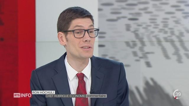 Swissleaks: l'analyse de Ron Hochuli [RTS]