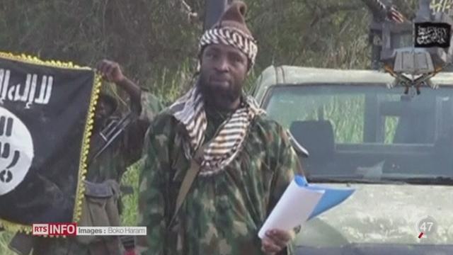 Afrique: le mouvement islamiste Boko Haram gagne du terrain [RTS]