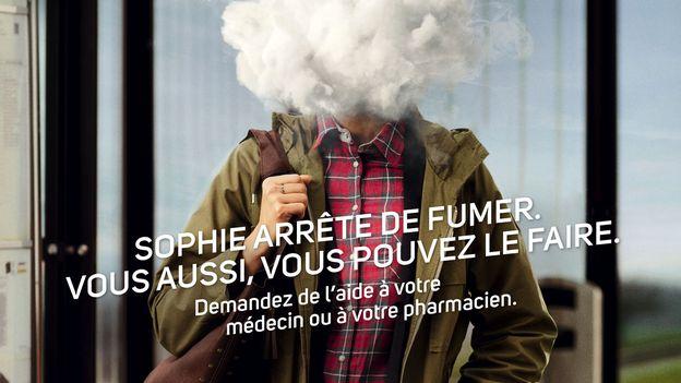 La nouvelle campagne choc de prévention contre le tabagisme de l'OFSP