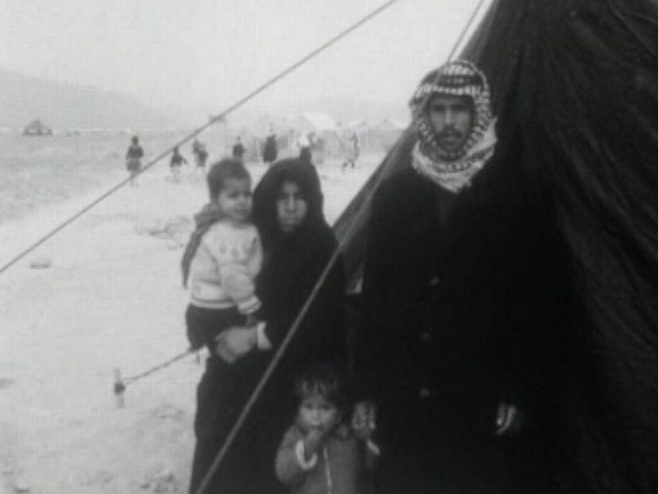 De nombreux Palestiniens ont trouvé refuge en Jordanie.