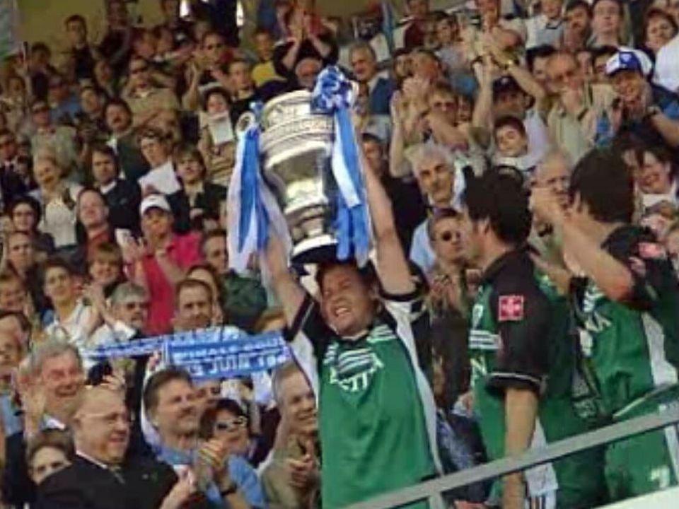 Pour la 9ème fois de son histoire, le LS remporte la Coupe.