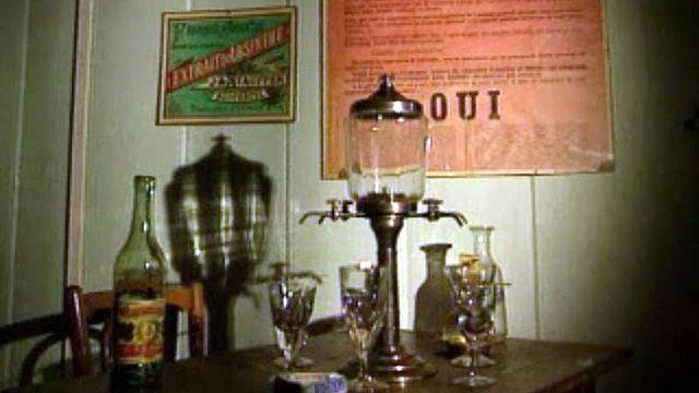Sur les traces de l'absinthe dans le Val-de-Travers.