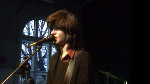 Un concert rock alternatif et romand à la Kanzlei de Zurich