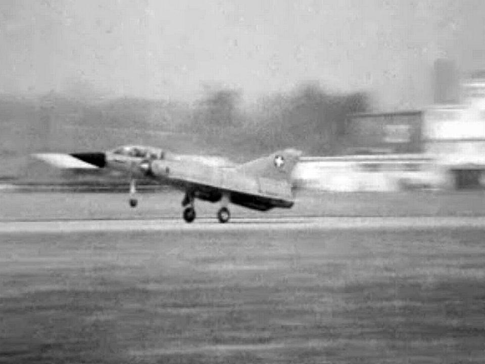 Le bruit des avions supersoniques perturbent Payerne.
