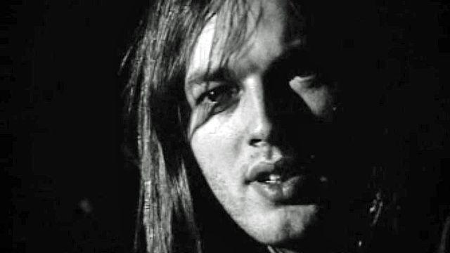 Le guitariste de Pink Floyd est au Festival de Jazz de Montreux.
