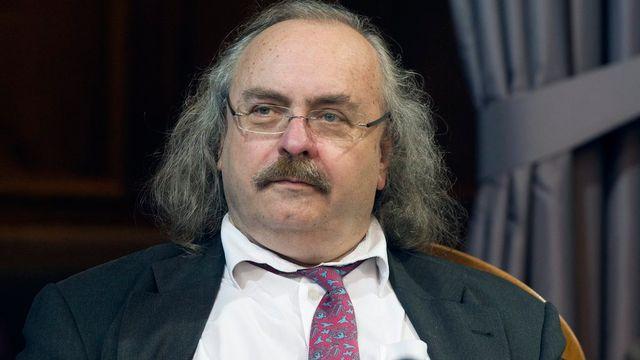 Luc Recordon, conseiller aux Etats (VD-Verts). [Lukas Lehmann - Keystone]