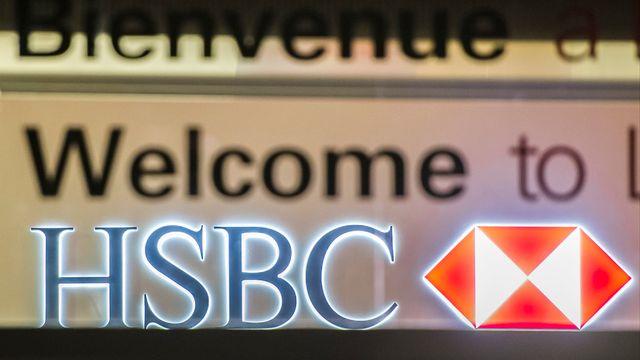 L'étau se resserre autour d'HSBC. [Philippe Huguen - AFP]