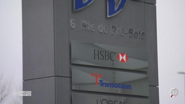 La justice suisse agit dans l'enquête Swissleaks [RTS]