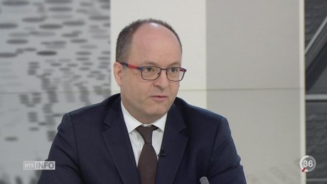 Enquête HSBC: les précisions d'Olivier Jornot, Procureur général GE [RTS]
