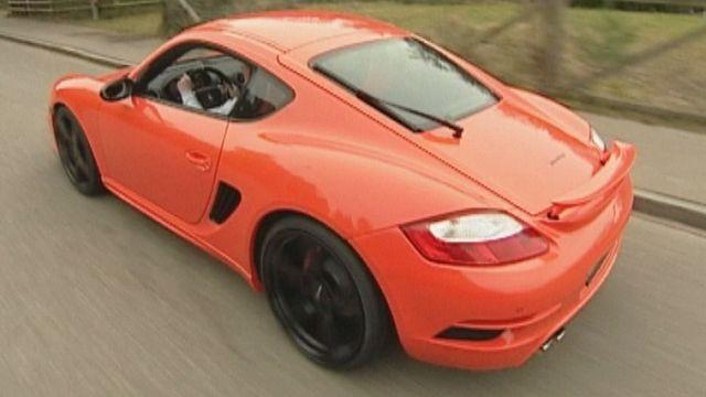 Une voiture de rêve ? [RTS]