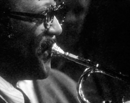 Clark Terry lors d'un workshop de trompette en 1969.