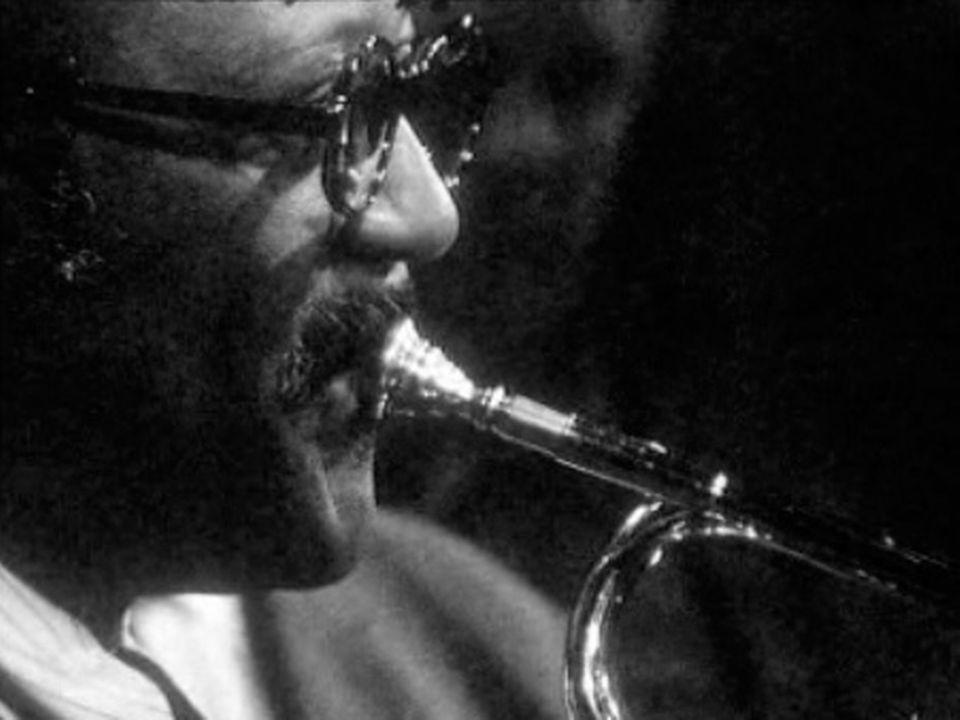 Clark Terry lors d'un workshop de trompette en 1969. [RTS]