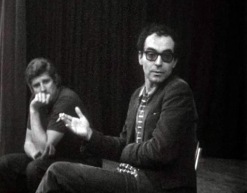 Les débuts de Godard