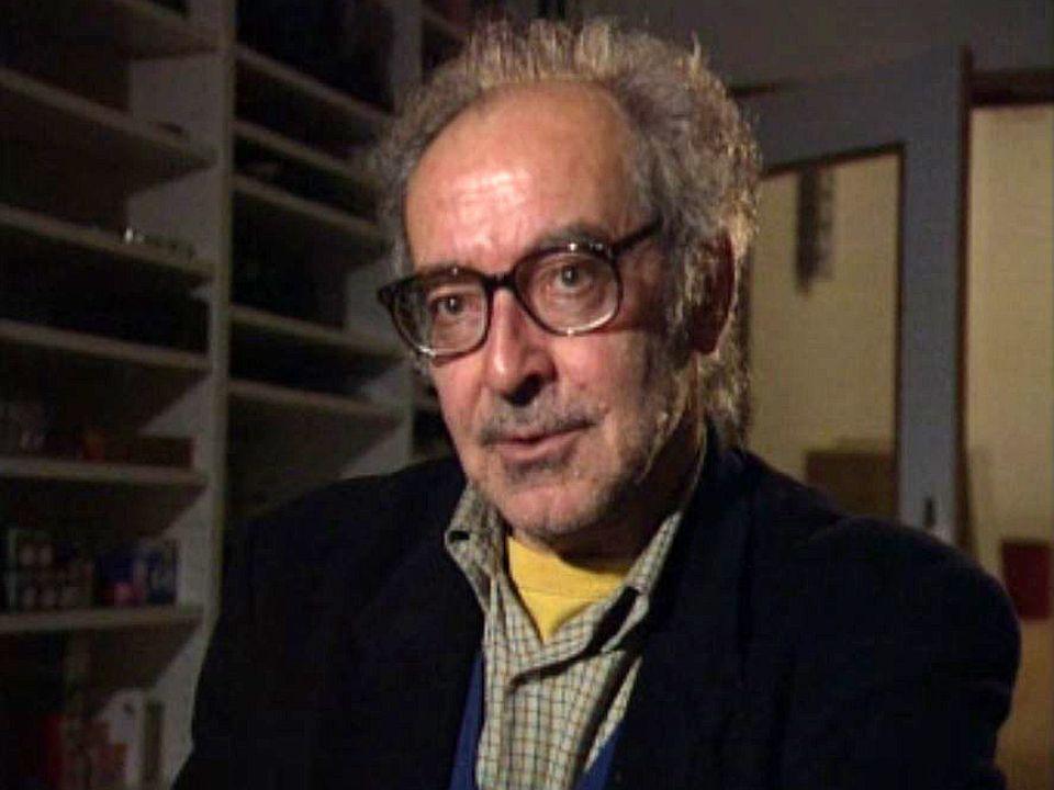 Jean-Luc Godard apprécie-t-il les débats d'idées? Evidemment!